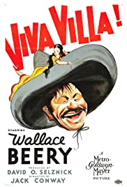 Viva Villa! (1934) Poster - Movie Forum, Cast, Reviews