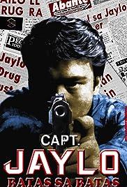 Kapitan Jaylo: Batas sa batas Poster