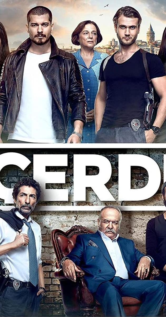 Savas Žmogus (1 sezonas) / Icerde (season 1) (2016) Online