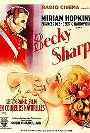 Becky Sharp(1935) Poster - Movie Forum, Cast, Reviews