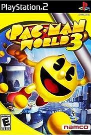 Pac-Man World 3 Poster