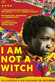 I Am Not a Witch Poster