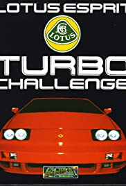 Lotus Esprit Turbo Challenge Poster