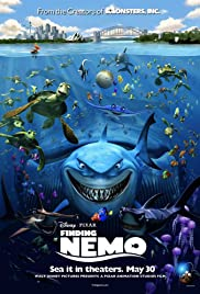 Finding Nemo (2003) Poster - Movie Forum, Cast, Reviews