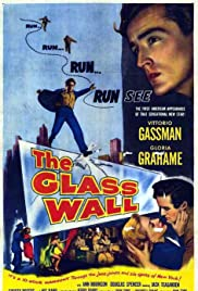 The Glass Wall (1953) Poster - Movie Forum, Cast, Reviews