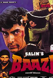 Baazi (1995) Poster - Movie Forum, Cast, Reviews