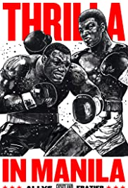 Thrilla in Manila (2008) Poster - Movie Forum, Cast, Reviews