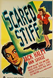Scared Stiff (1945) Poster - Movie Forum, Cast, Reviews