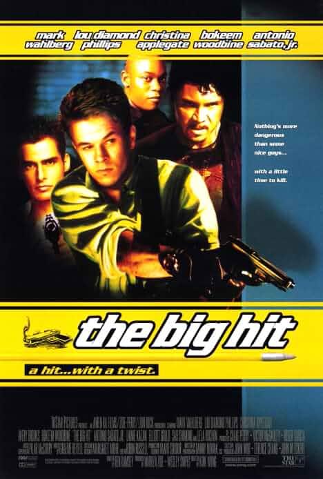 The Big Hit 1998 Hindi Dual Audio 720p BRRip full movie watch online freee download at movies365.org