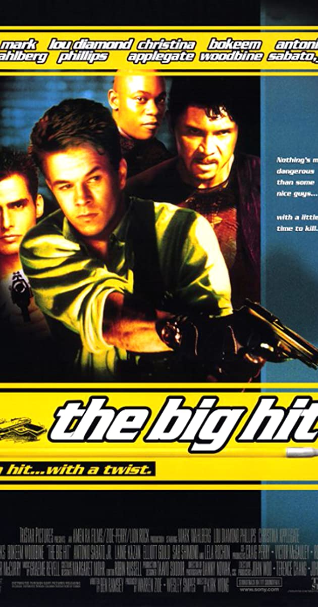 Netikėta sėkmė / The Big Hit (1998) Online