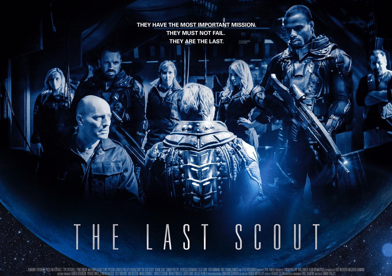 دانلود زیرنویس فارسی فیلم The Last Scout 2017