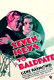 Seven Keys to Baldpate (1935) Poster - Movie Forum, Cast, Reviews