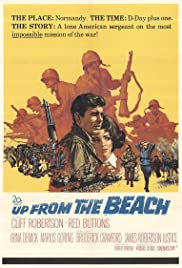 Up from the Beach Poster
