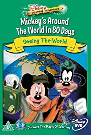 Mickey's Around the World in 80 Days Poster