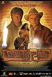 Maharal - tajemstvi talismanu Poster