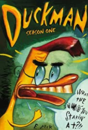 Duckman: Private Dick/Family Man Poster - TV Show Forum, Cast, Reviews