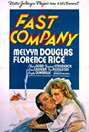 Fast Company (1938) Poster - Movie Forum, Cast, Reviews