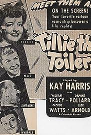 Tillie the Toiler Poster