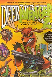Deer Avenger 2: Deer in the City Poster
