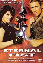 Eternal Fist Poster