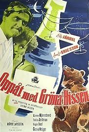 Oppåt med gröna hissen Poster