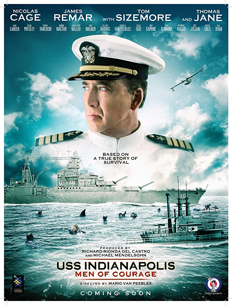 USS Indianapolis: Men of Courage (2016) DVDrip | 1 link MEGA