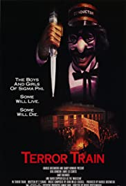 Terror Train (1980) Poster - Movie Forum, Cast, Reviews