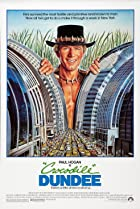 Crocodile Dundee (1986) Poster