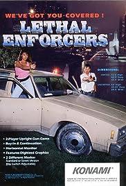 Lethal Enforcers Poster