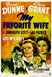 My Favorite Wife Poster