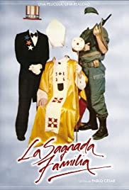 La sagrada familia Poster