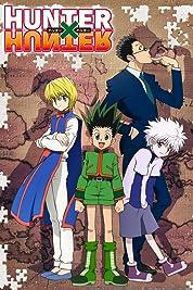 Hunter x Hunter - Season 3 poster