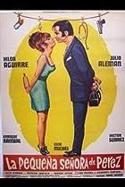 La pequeña señora de Perez (1972) Poster