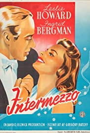 Intermezzo: A Love Story (1939) Poster - Movie Forum, Cast, Reviews