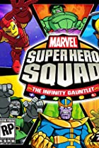 Image of Marvel Super Hero Squad: The Infinity Gauntlet