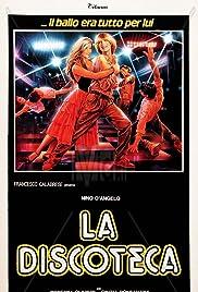 La discoteca Poster