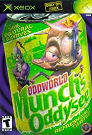 Oddworld: Munch's Oddysee(2001) Poster - Movie Forum, Cast, Reviews