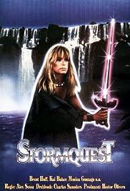 Stormquest Poster