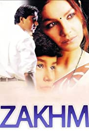 Zakhm (1998) Poster - Movie Forum, Cast, Reviews