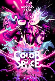 Color Out of Space (2020) poster