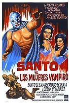 Image of Santo vs. las mujeres vampiro
