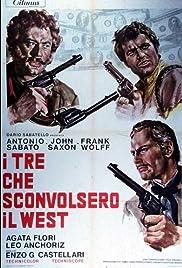 I tre che sconvolsero il West (Vado, vedo e sparo) Poster