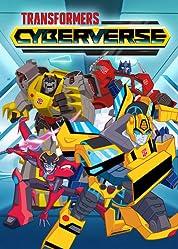 Transformers: Cyberverse - Season 1 poster