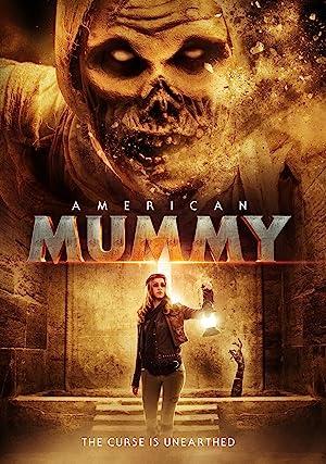 American Mummy Pelicula Poster