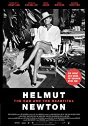 Helmut Newton: The Bad and the Beautiful (2020) poster