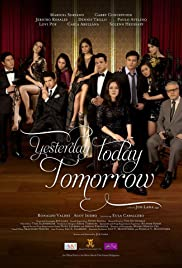 Yesterday Today Tomorrow Poster