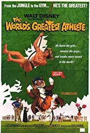 The World's Greatest Athlete (1973) Poster - Movie Forum, Cast, Reviews