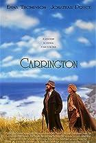 Carrington (1995) Poster