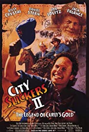 City Slickers II: The Legend of Curly's Gold (1994) Poster - Movie Forum, Cast, Reviews