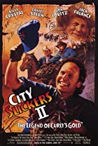 City Slickers II: The Legend of Curly's Gold (1994) Poster